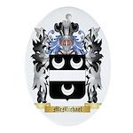 McMichael Oval Ornament
