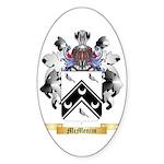 McMenim Sticker (Oval 50 pk)