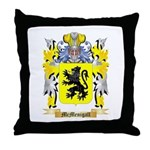 McMenigall Throw Pillow