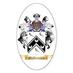 McMenamin Sticker (Oval)