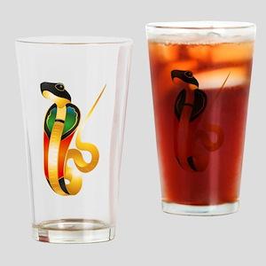 Wadjet Drinking Glass