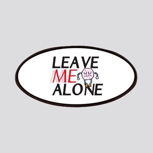 Leave me alone Patch