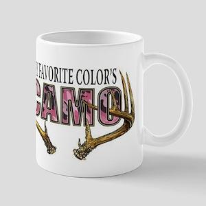 My Favorite Colo's Camo Mugs