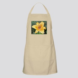 Practice and Bloom BBQ Apron