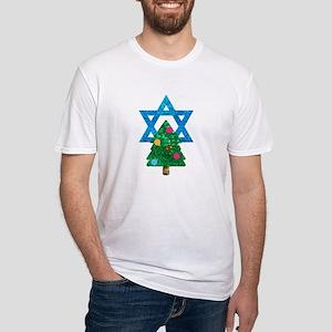 glitter christmukkah T-Shirt