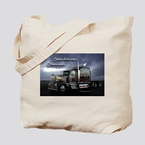 Truckers Tote Bag