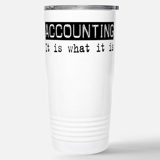 Accounting Is Mugs