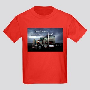 Truckers Kids Dark T-Shirt