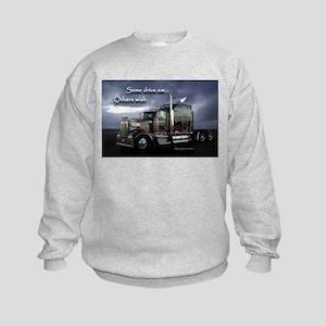 Truckers Kids Sweatshirt