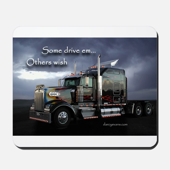 Truckers Mousepad