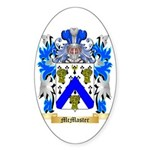 McMaster Sticker (Oval 50 pk)