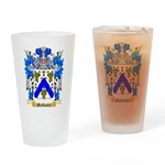 McMaster Drinking Glass