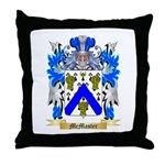 McMaster Throw Pillow