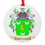 McManus Round Ornament