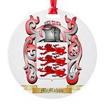 McMahon Round Ornament