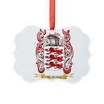 McMahon Picture Ornament