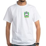 McMacken White T-Shirt