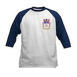 McLysaught Kids Baseball Jersey