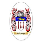 McLysaght Sticker (Oval 50 pk)