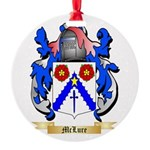 McLure Round Ornament