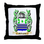 McLugish Throw Pillow