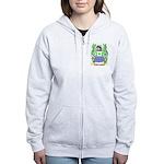 McLugaish Women's Zip Hoodie