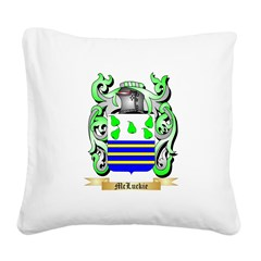 McLuckie Square Canvas Pillow