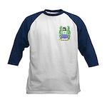 McLucas Kids Baseball Jersey