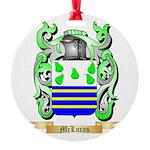 McLucas Round Ornament