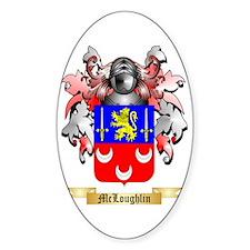 McLoughlin Sticker (Oval)