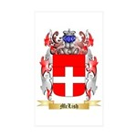 McLish Sticker (Rectangle 50 pk)