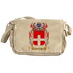McLish Messenger Bag