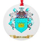 McLinden Round Ornament