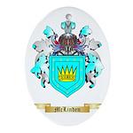 McLinden Oval Ornament