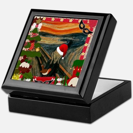 Unique Munch Keepsake Box