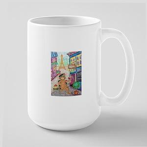 Jazz Cat Mugs