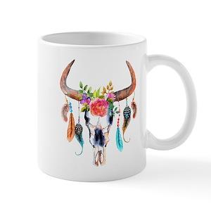 44c67db5730 Sugar Skull Mugs - CafePress