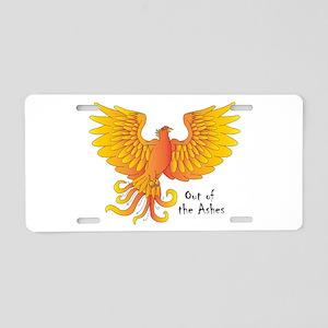 Phoenix Aluminum License Plate