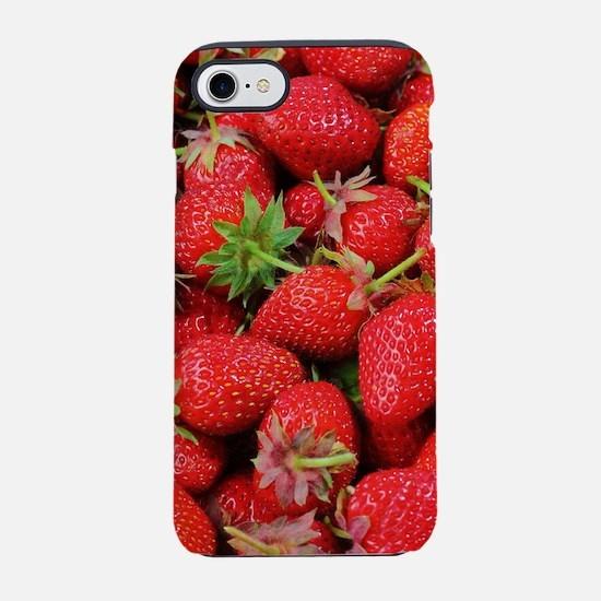 STRAWBERRIES 1 iPhone 8/7 Tough Case