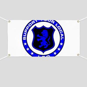 LEO Supporter Banner