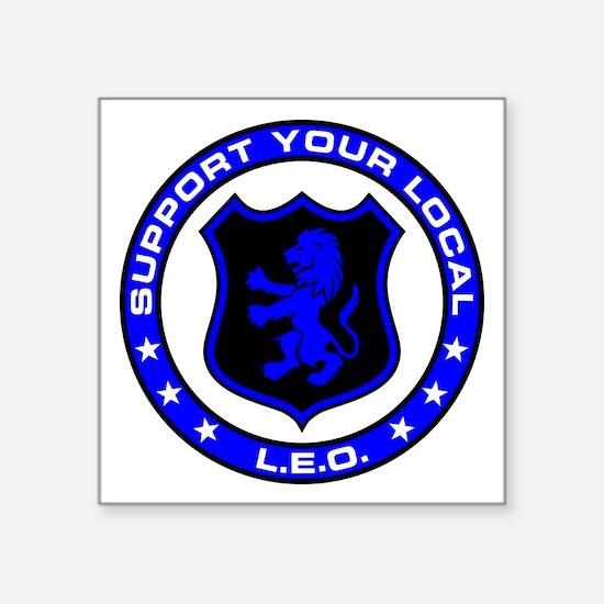 LEO Supporter Sticker