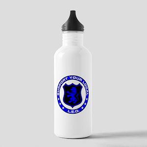 LEO Supporter Water Bottle