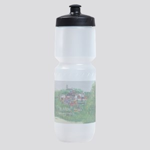 Mt. Adams - Cincinnati, Ohio, trendy Sports Bottle