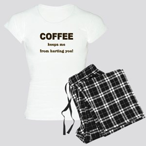 COFFEE KEEPS ME... Pajamas