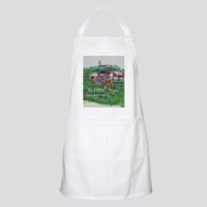Mt. Adams - Cincinnati, Ohio, trendy art com Apron