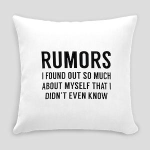 Rumors Everyday Pillow
