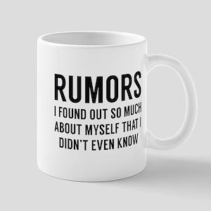 Rumors Mug