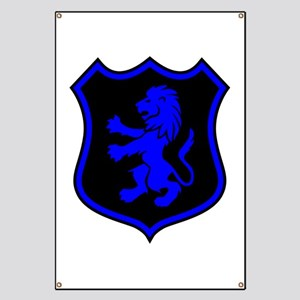 L.E.O. Shield Banner