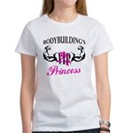 Bodybuildings Princess Women's T-Shirt