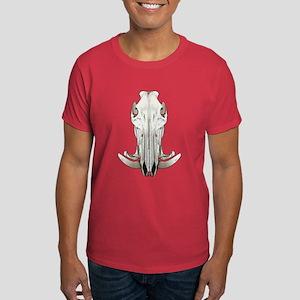 Hog skull Dark T-Shirt